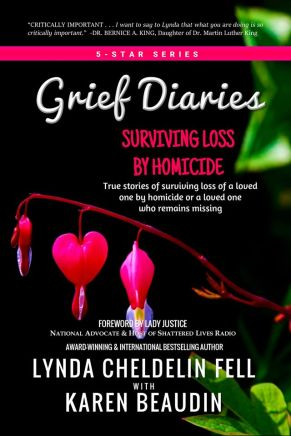Grief Diaries Front cover